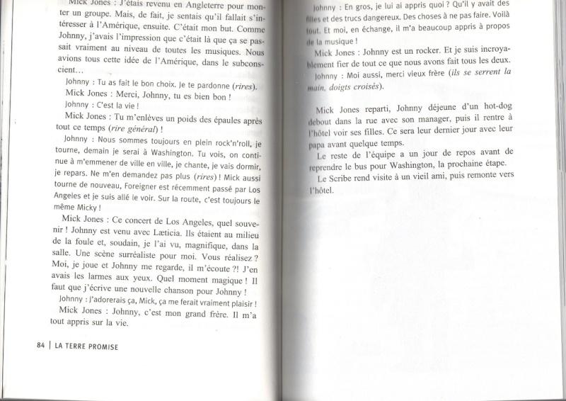 [livre] La terre promise Johnny Hallyday et Philippe Manoeuvre Img03310
