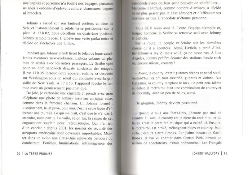[livre] La terre promise Johnny Hallyday et Philippe Manoeuvre Img03810