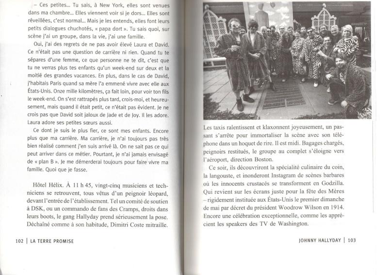 [livre] La terre promise Johnny Hallyday et Philippe Manoeuvre Img04410