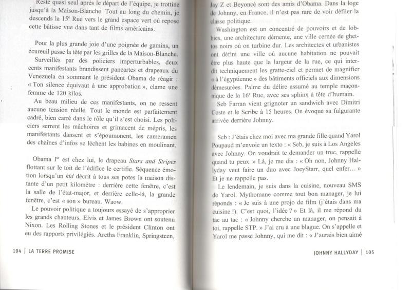 [livre] La terre promise Johnny Hallyday et Philippe Manoeuvre Img04510