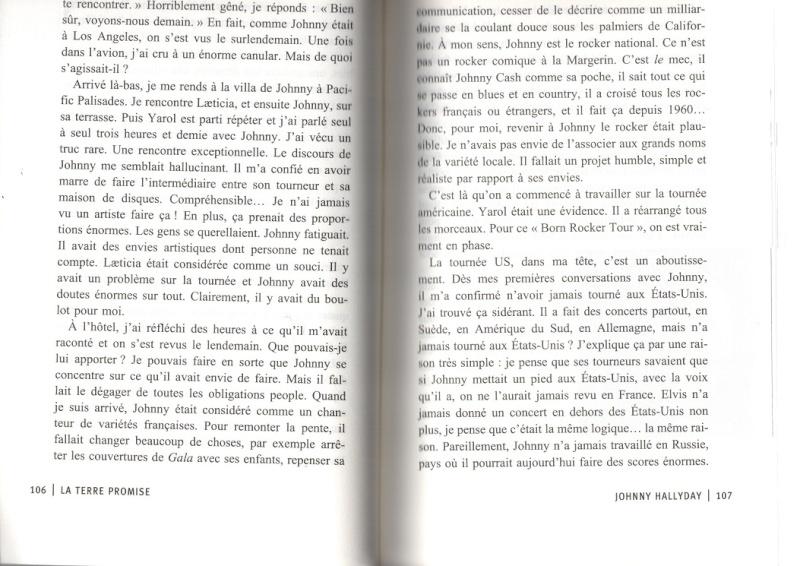 [livre] La terre promise Johnny Hallyday et Philippe Manoeuvre Img04610