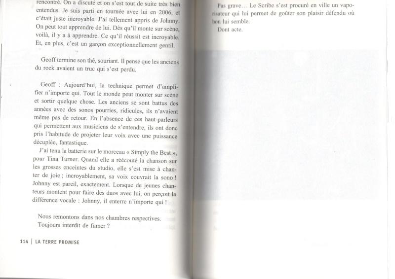 [livre] La terre promise Johnny Hallyday et Philippe Manoeuvre Img05010
