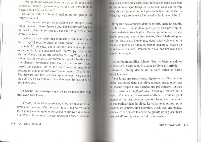 [livre] La terre promise Johnny Hallyday et Philippe Manoeuvre Img09510