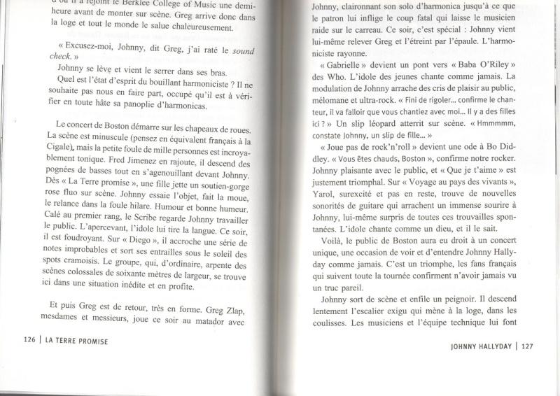 [livre] La terre promise Johnny Hallyday et Philippe Manoeuvre Img09910