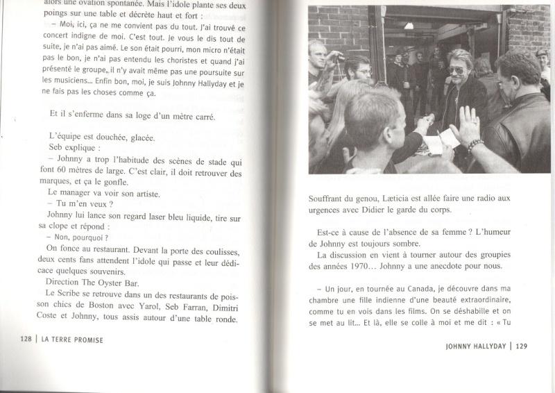 [livre] La terre promise Johnny Hallyday et Philippe Manoeuvre Img10010