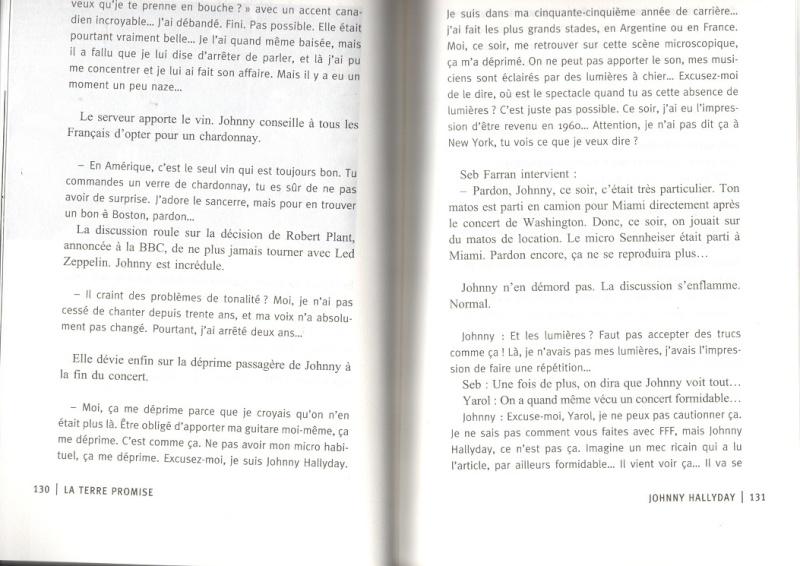 [livre] La terre promise Johnny Hallyday et Philippe Manoeuvre Img10110
