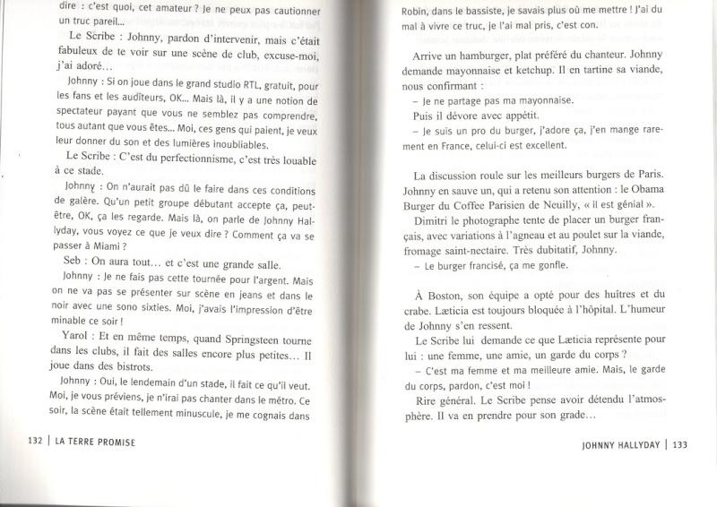 [livre] La terre promise Johnny Hallyday et Philippe Manoeuvre Img10210