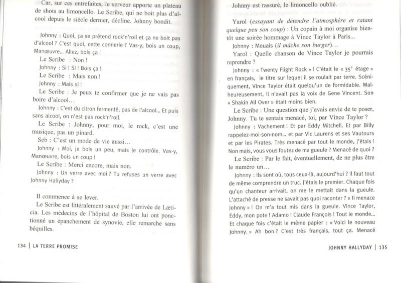 [livre] La terre promise Johnny Hallyday et Philippe Manoeuvre Img10310