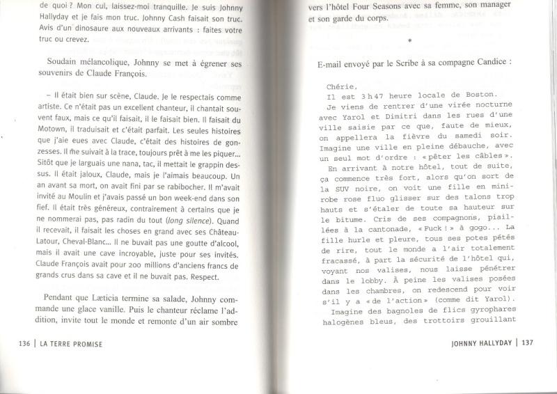 [livre] La terre promise Johnny Hallyday et Philippe Manoeuvre Img10410