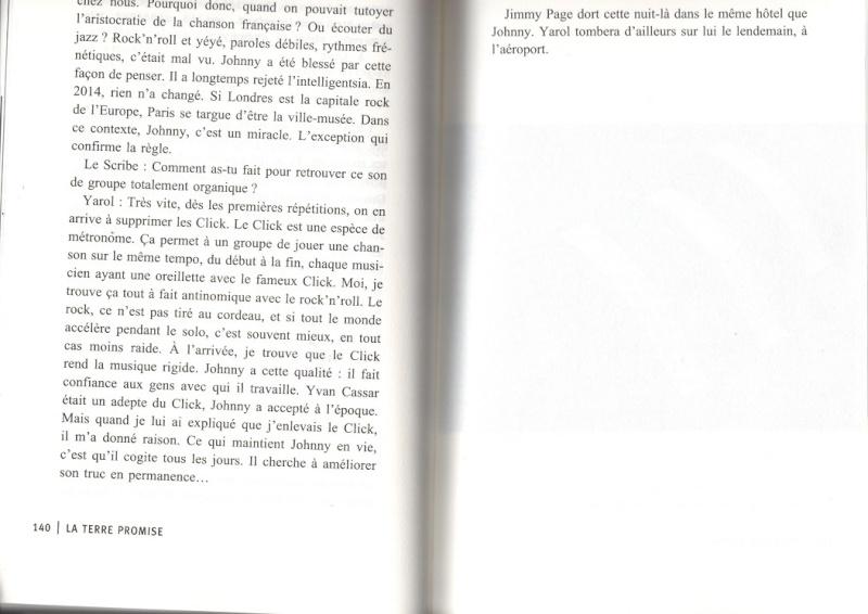 [livre] La terre promise Johnny Hallyday et Philippe Manoeuvre Img10610