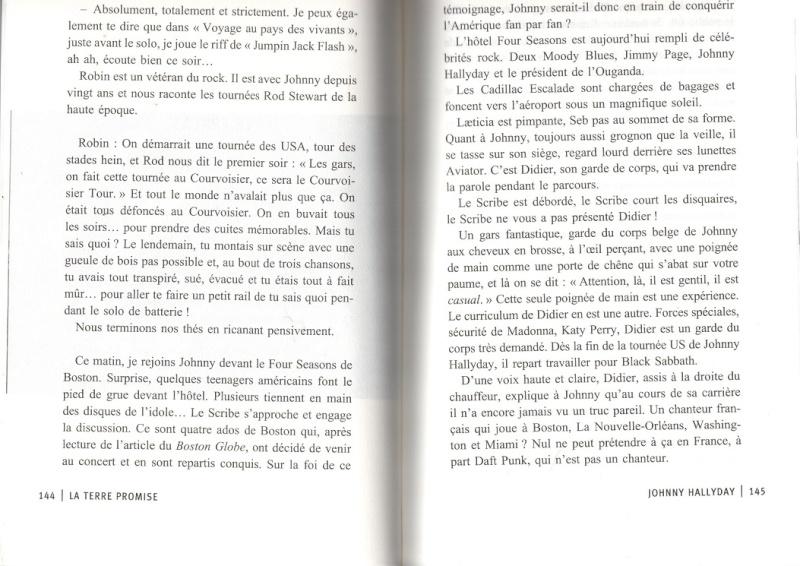 [livre] La terre promise Johnny Hallyday et Philippe Manoeuvre Img11410