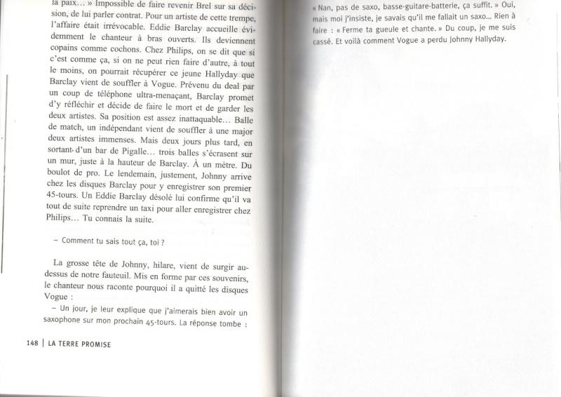 [livre] La terre promise Johnny Hallyday et Philippe Manoeuvre Img11610