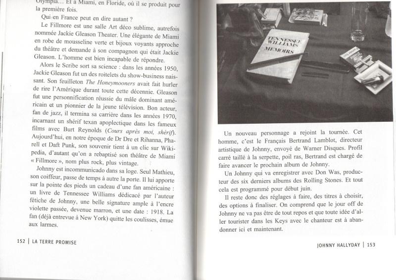 [livre] La terre promise Johnny Hallyday et Philippe Manoeuvre Img11810