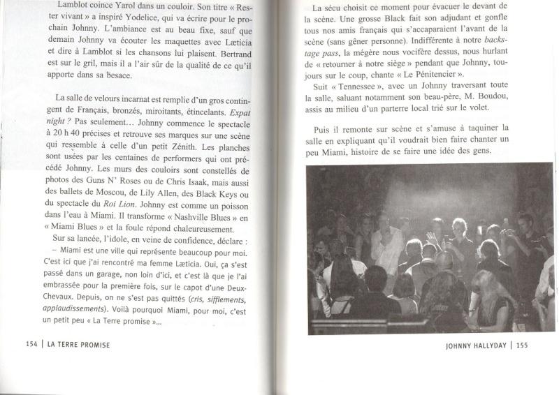 [livre] La terre promise Johnny Hallyday et Philippe Manoeuvre Img11910