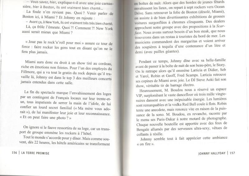 [livre] La terre promise Johnny Hallyday et Philippe Manoeuvre Img12010