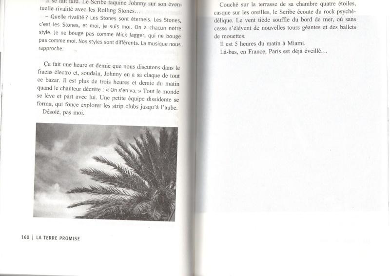 [livre] La terre promise Johnny Hallyday et Philippe Manoeuvre Img12210