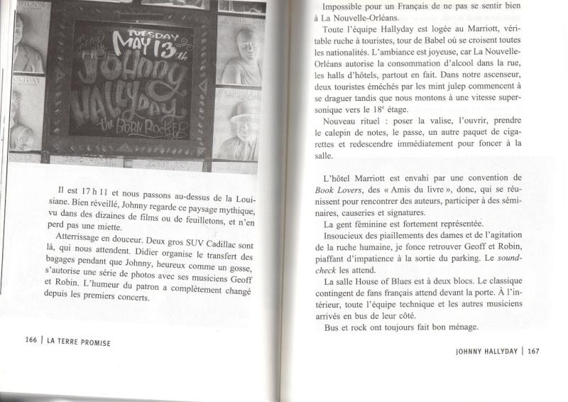[livre] La terre promise Johnny Hallyday et Philippe Manoeuvre Img13210