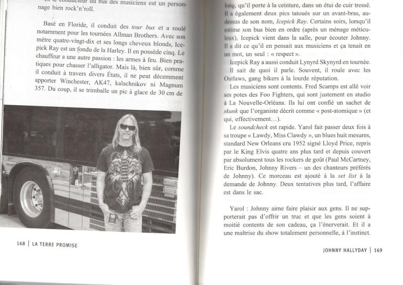 [livre] La terre promise Johnny Hallyday et Philippe Manoeuvre Img13310