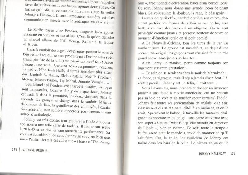 [livre] La terre promise Johnny Hallyday et Philippe Manoeuvre Img13410