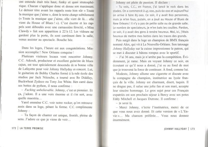 [livre] La terre promise Johnny Hallyday et Philippe Manoeuvre Img13510