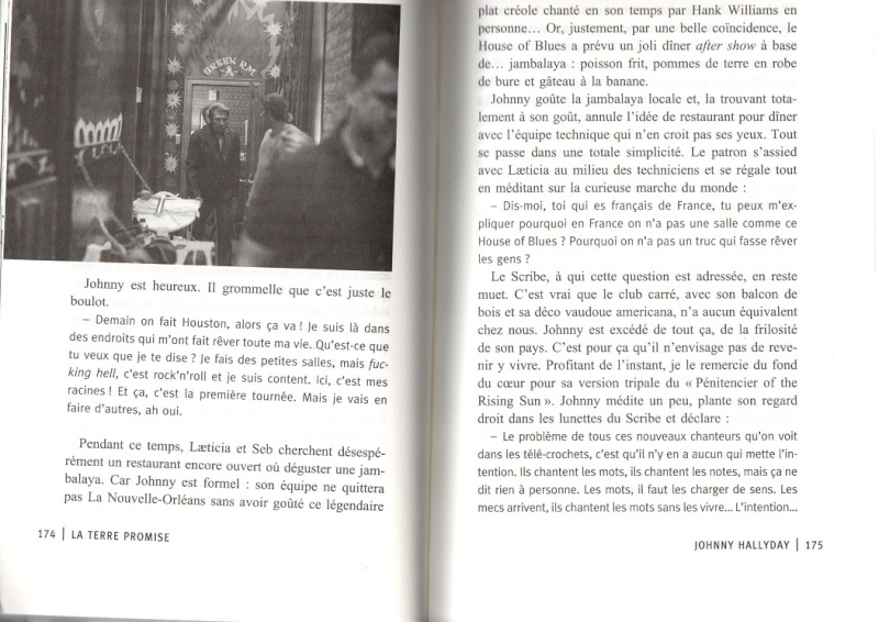 [livre] La terre promise Johnny Hallyday et Philippe Manoeuvre Img13710