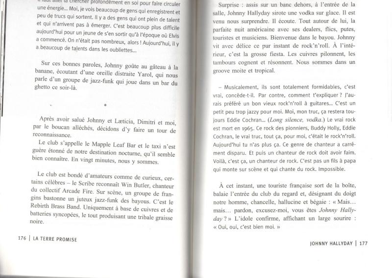 [livre] La terre promise Johnny Hallyday et Philippe Manoeuvre Img13810