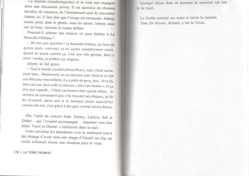 [livre] La terre promise Johnny Hallyday et Philippe Manoeuvre Img13910