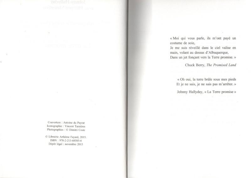 [livre] La terre promise Johnny Hallyday et Philippe Manoeuvre Img99310