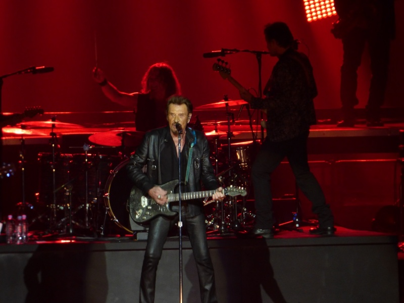 Johnny 22 janvier 2016 à Montpellier Johnn141