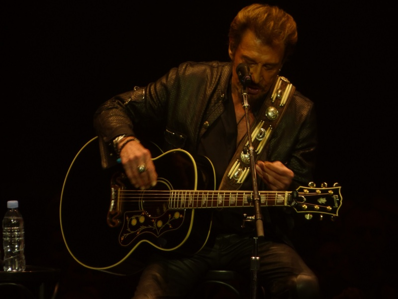 Johnny 22 janvier 2016 à Montpellier Johnn164