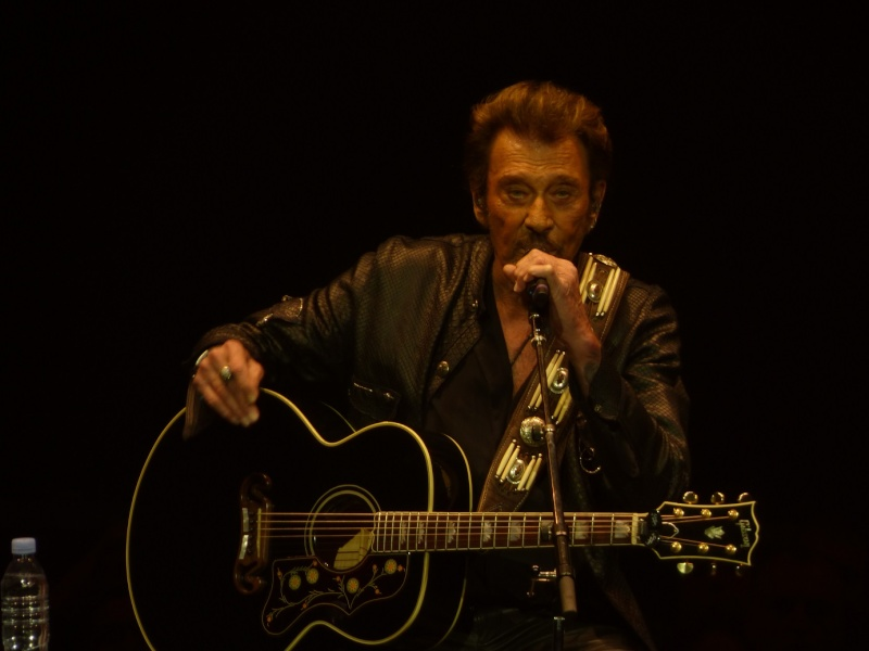 Johnny 22 janvier 2016 à Montpellier Johnn166