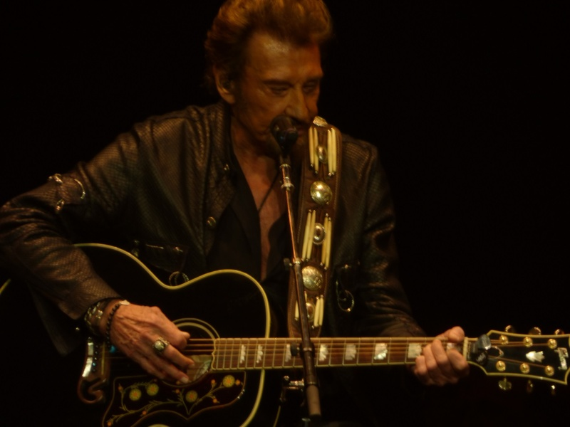 Johnny 22 janvier 2016 à Montpellier Johnn174
