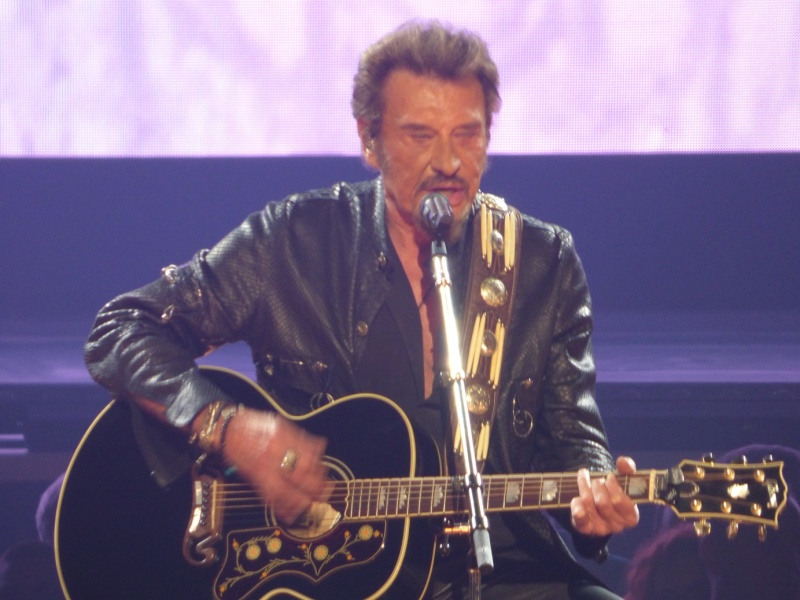 Johnny 22 janvier 2016 à Montpellier Johnn182