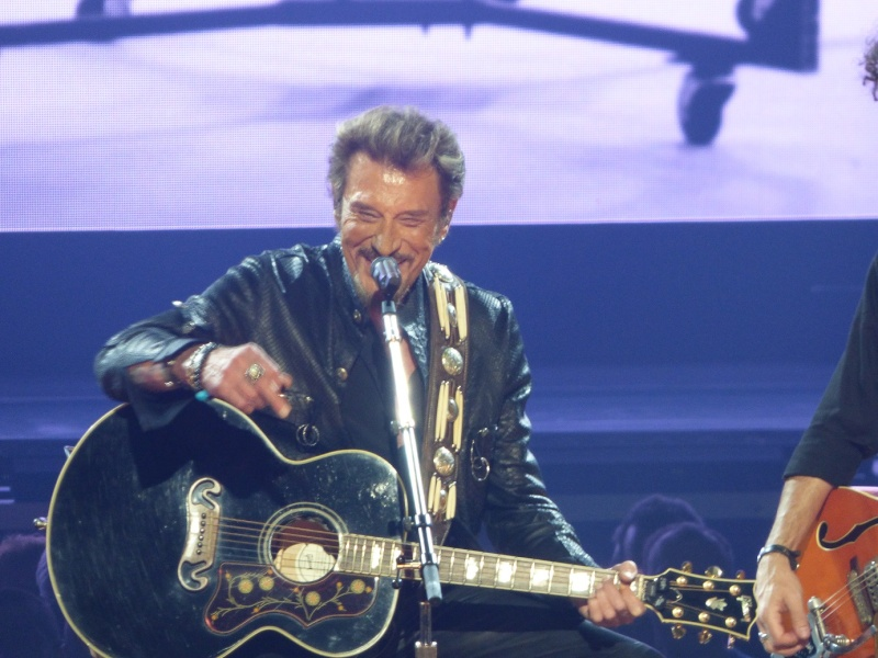 Johnny 22 janvier 2016 à Montpellier Johnn187