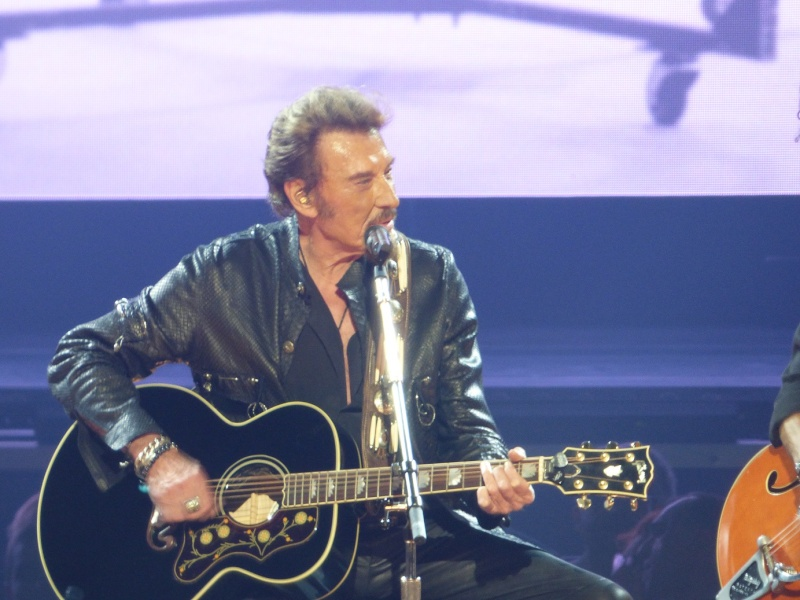 Johnny 22 janvier 2016 à Montpellier Johnn188