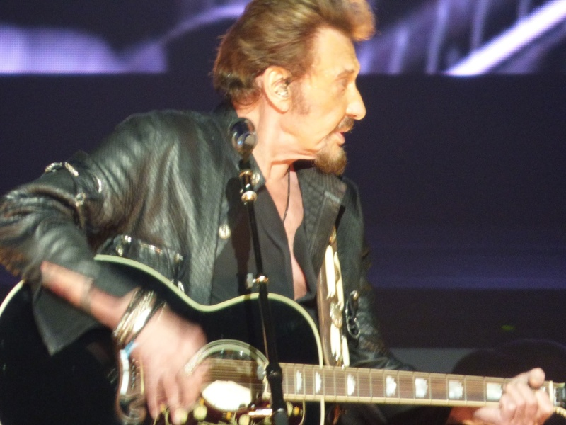 Johnny 22 janvier 2016 à Montpellier Johnn215