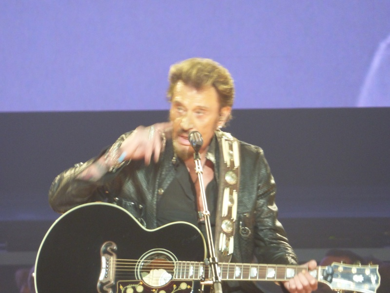 Johnny 22 janvier 2016 à Montpellier Johnn220