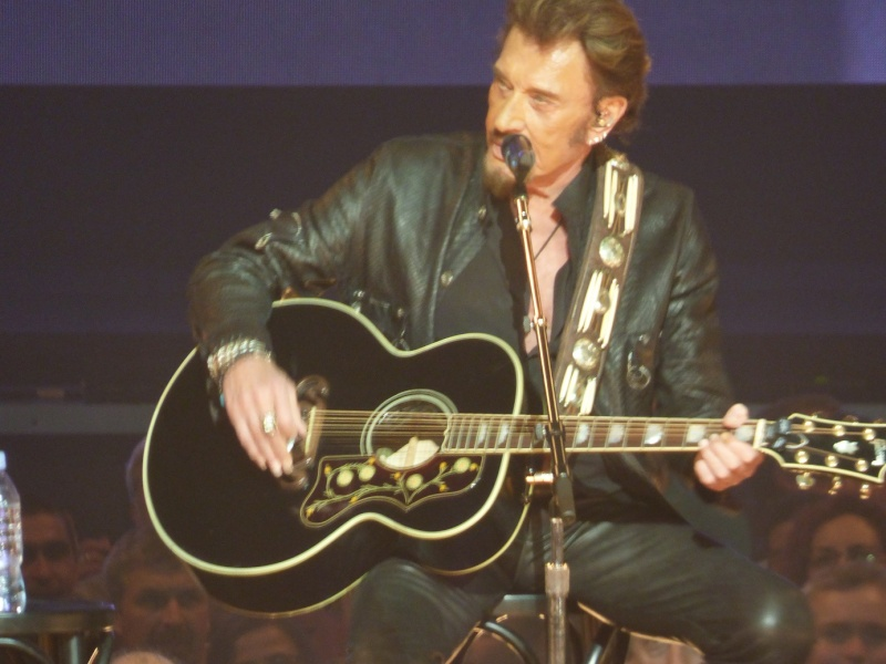 Johnny 22 janvier 2016 à Montpellier Johnn221