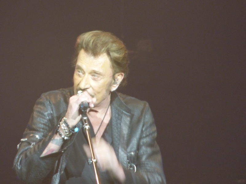 Johnny 22 janvier 2016 à Montpellier Johnn225