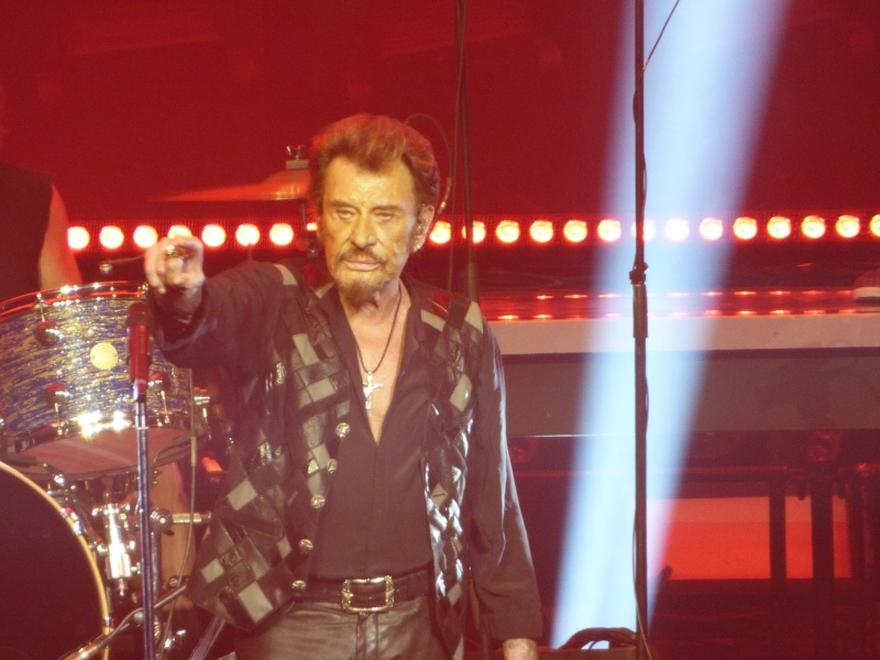 Johnny 22 janvier 2016 à Montpellier Johnn320
