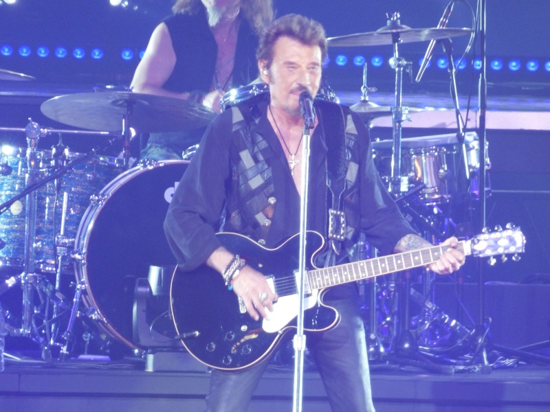 Johnny 22 janvier 2016 à Montpellier Johnn351