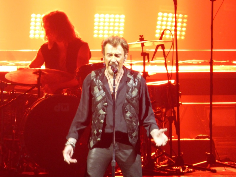 Johnny 22 janvier 2016 à Montpellier Johnn365