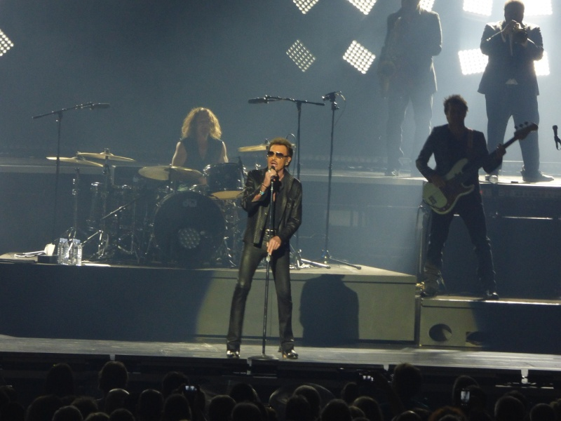 Johnny 22 janvier 2016 à Montpellier Johnny42