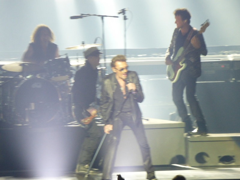 Johnny 22 janvier 2016 à Montpellier Johnny53