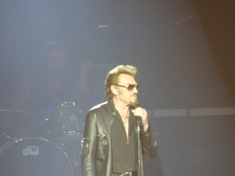 Johnny 22 janvier 2016 à Montpellier Johnny55