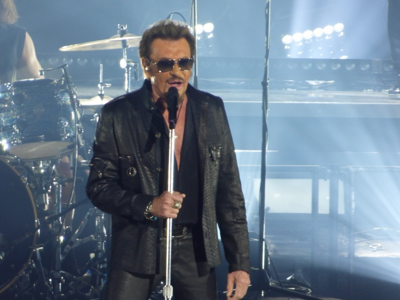 Johnny 22 janvier 2016 à Montpellier Johnny61