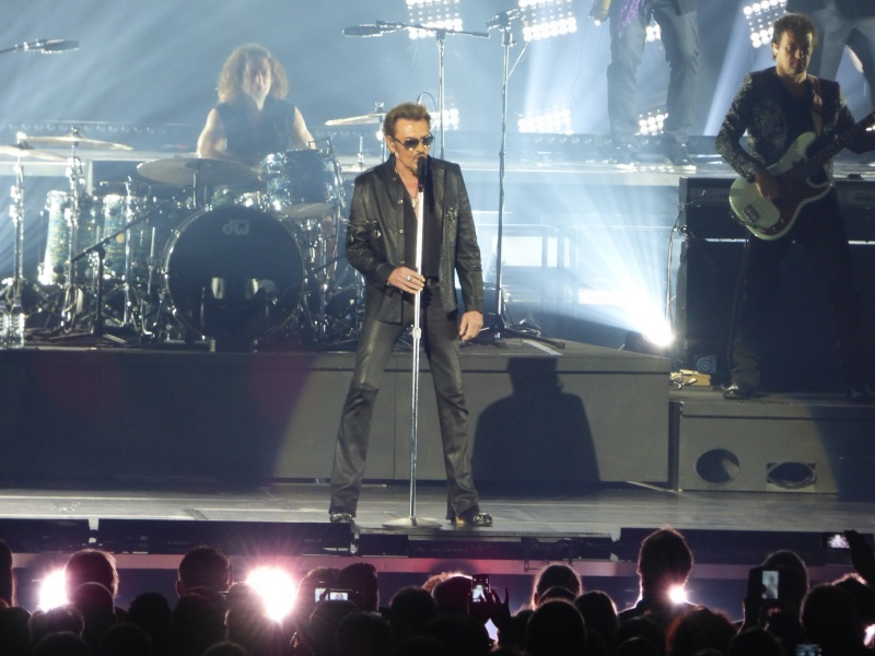 Johnny 22 janvier 2016 à Montpellier Johnny62