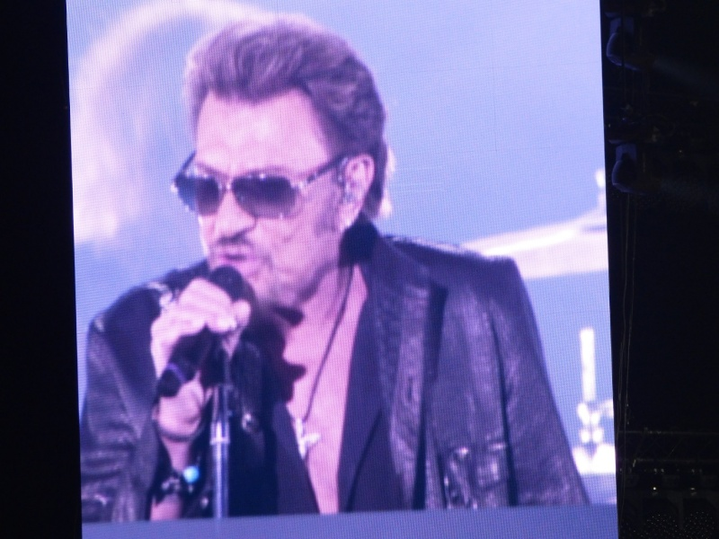 Johnny 22 janvier 2016 à Montpellier Johnny64