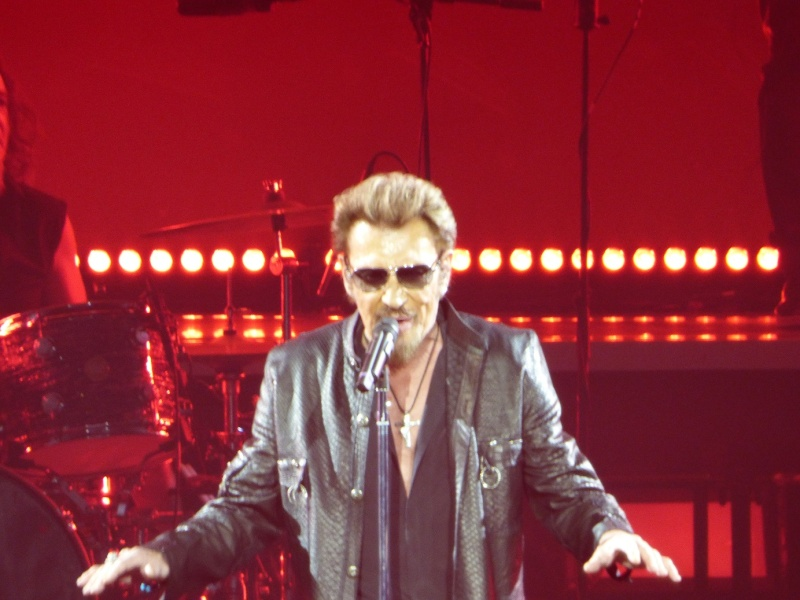 Johnny 22 janvier 2016 à Montpellier Johnny70