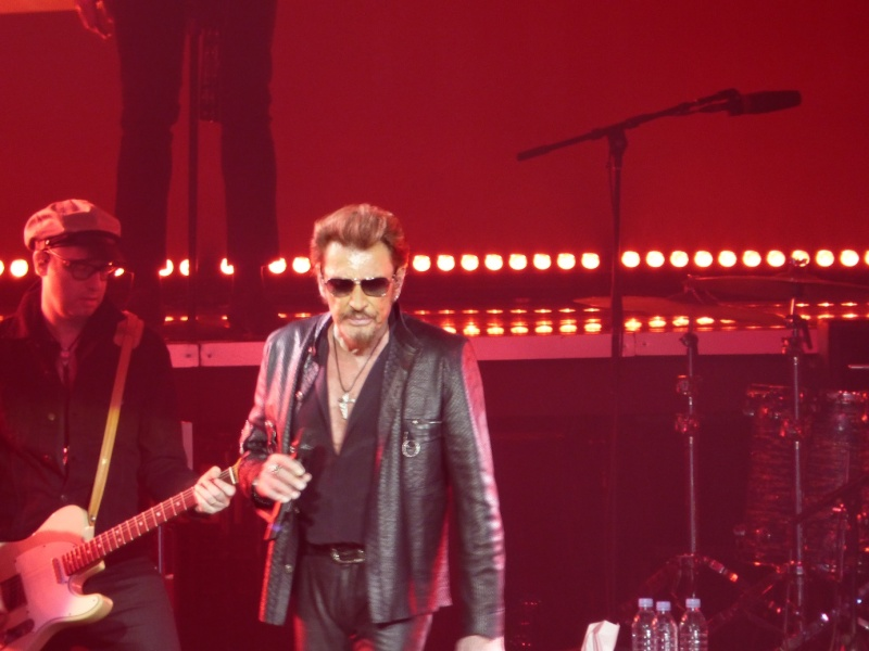 Johnny 22 janvier 2016 à Montpellier Johnny73